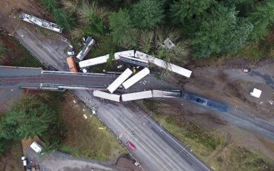 Seattle Times: NTSB 'amazed at the amount of failure' by agencies in fatal 2017 Amtrak derailment south of Tacoma